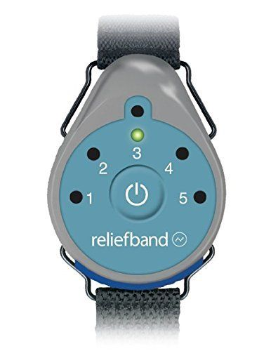 """NEW Reliefband for Motion & Morning Sickness. This thing took me from """"just kill me now"""" to """"pass me the hamburger"""". Best thing my husband has ever bought me."""
