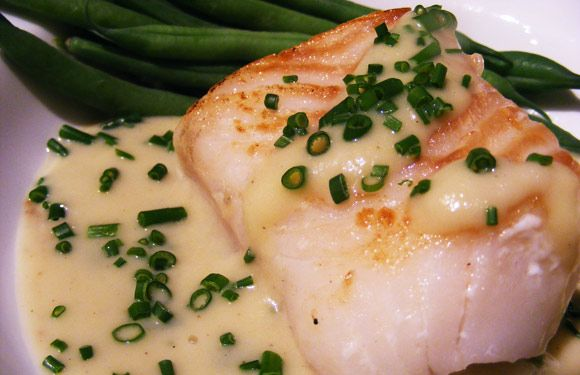 heston blumenthal cod with leek and potato sauce recipe waitrose heston at home fish seafood cullen skink recipes