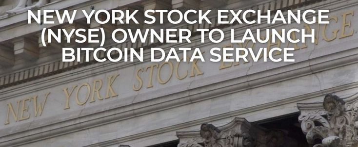 ICE, the owner of the NYSE, just announced that it's planning to work with Blockstream to launch a bitcoin data service.    The launch of Bitcoin futures on two of the major futures exchanges served up an opportunity for traders and investors that wanted to take a position in the cryptocurrency without having to buy and store bitcoins to do just that and, perhaps unsurprisingly, the Bitcoin price (what's grown to become a bellwether of industry health) soared.   Visit BitcoinWeasel.com…