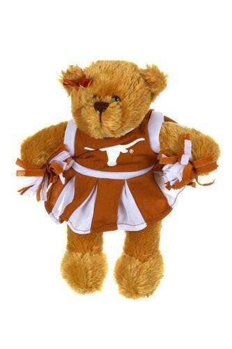 Musical Texas Fight Song Cheer Bear