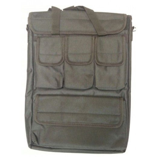 Voodoo Tactical 17'' Laptop Field Protective Pack Black - Tactical & Law Enforcement