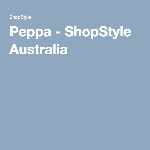 Peppa - ShopStyle Australia