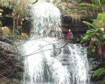 Waterfalls of Tasmania, Australia