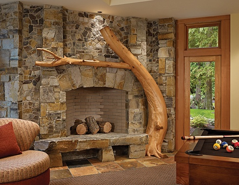 85 Best Fireplace Images On Pinterest