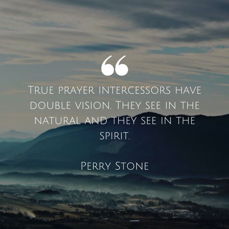 Perry Stone quote