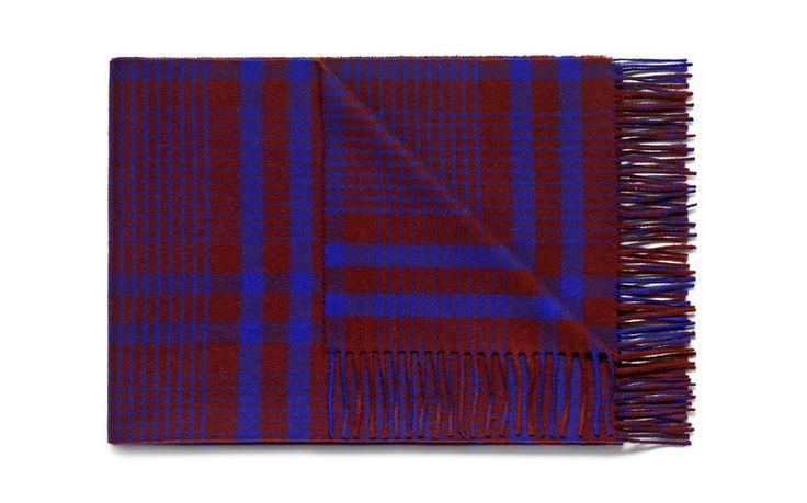 Canada Check, バーガンディー/エレクトリックブルー, 900x 001