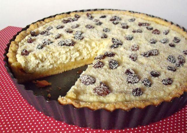 Turos pite - sweet cottage cheese pie