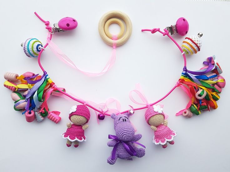 pram toy pram garland baby girl stroller chain pram stroller toy baby toy pram chain wooden teether crochet doll car seat chain rattle by SlingNecklaceAndToys on Etsy https://www.etsy.com/listing/506954847/pram-toy-pram-garland-baby-girl-stroller