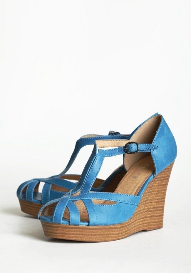 Lifetime Platform Wedges By Chelsea Crew | Modern Vintage Shoes