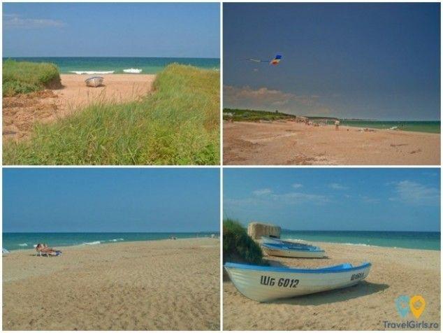 5 plaje sălbatice la doi pași de România