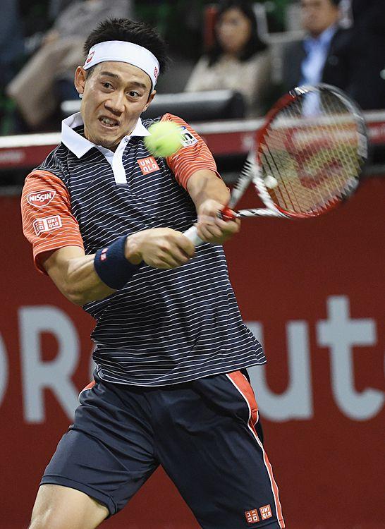 【速報】錦織 初の2週連続優勝 - テニス365 | tennis365.net