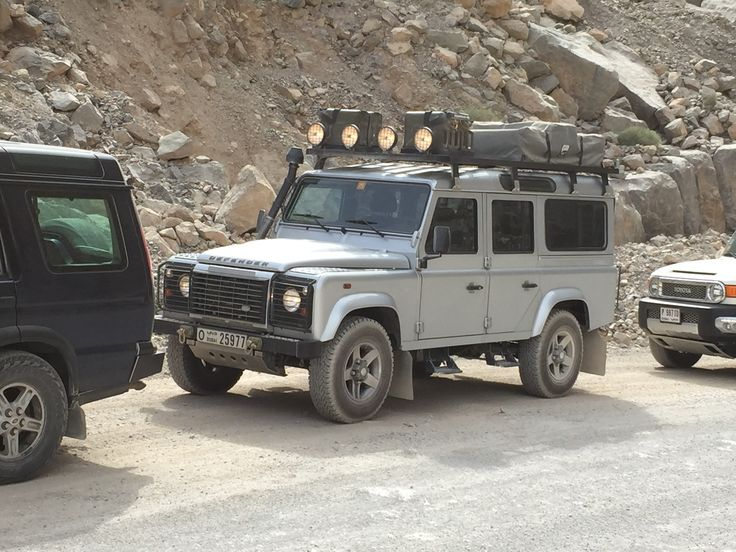 On the way up, Kasab, Oman