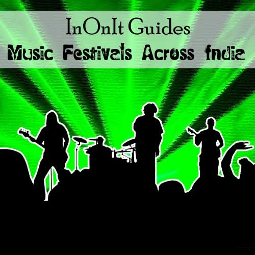 Your annual music festival calendar. Know more about these festivals across India.