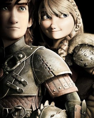 httyd 2 hiccup and astrid fanfiction - Google Search