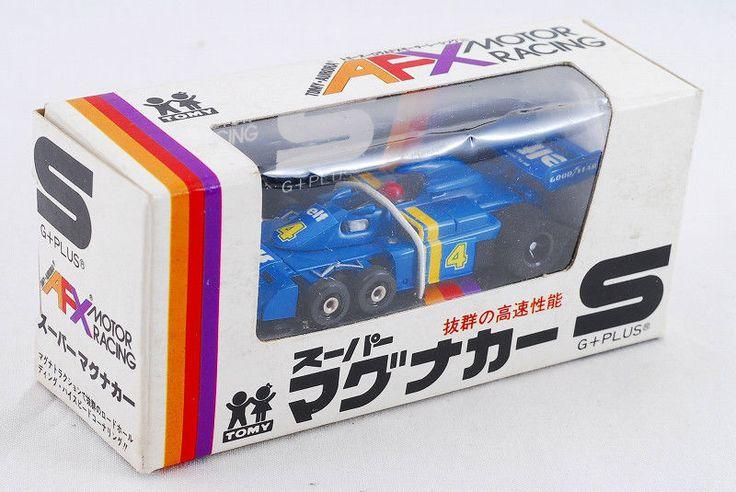 =MINT=Aurora Tomy AFX Slot Car Japan S-Series S-008 TYRELL P34 #4 #AFX