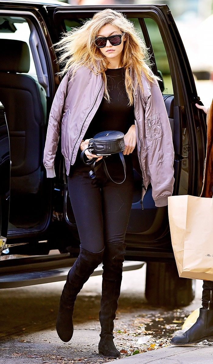 The Gigi Hadid Guide to Shopping at Forever 21 via @WhoWhatWear