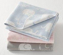 Custom Baby Blankets & Soft Baby Blankets | Pottery Barn Kids