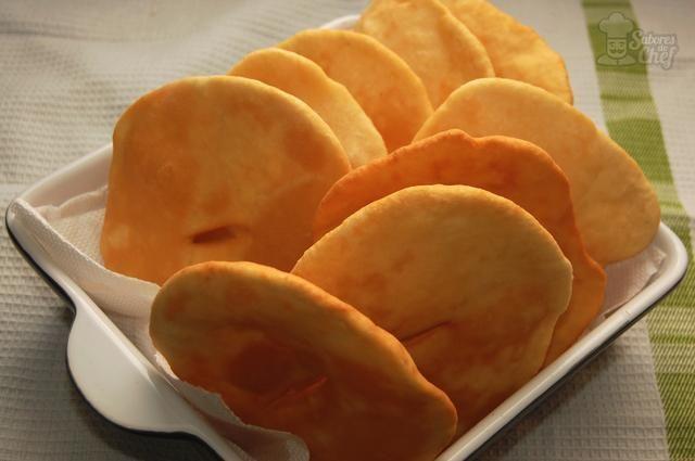 Tortas fritas bien caseras y tradicionales 8