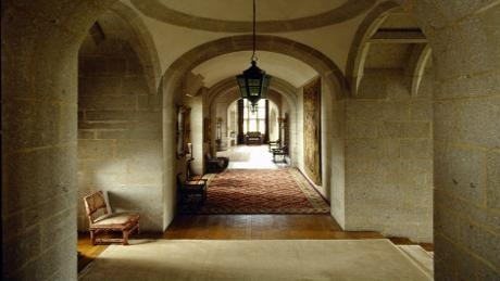 Castle Drogo by Sir Edwin Lutyens. The domed corridors were designed to resemble Constantinople © James Mortimer......via mahala knight
