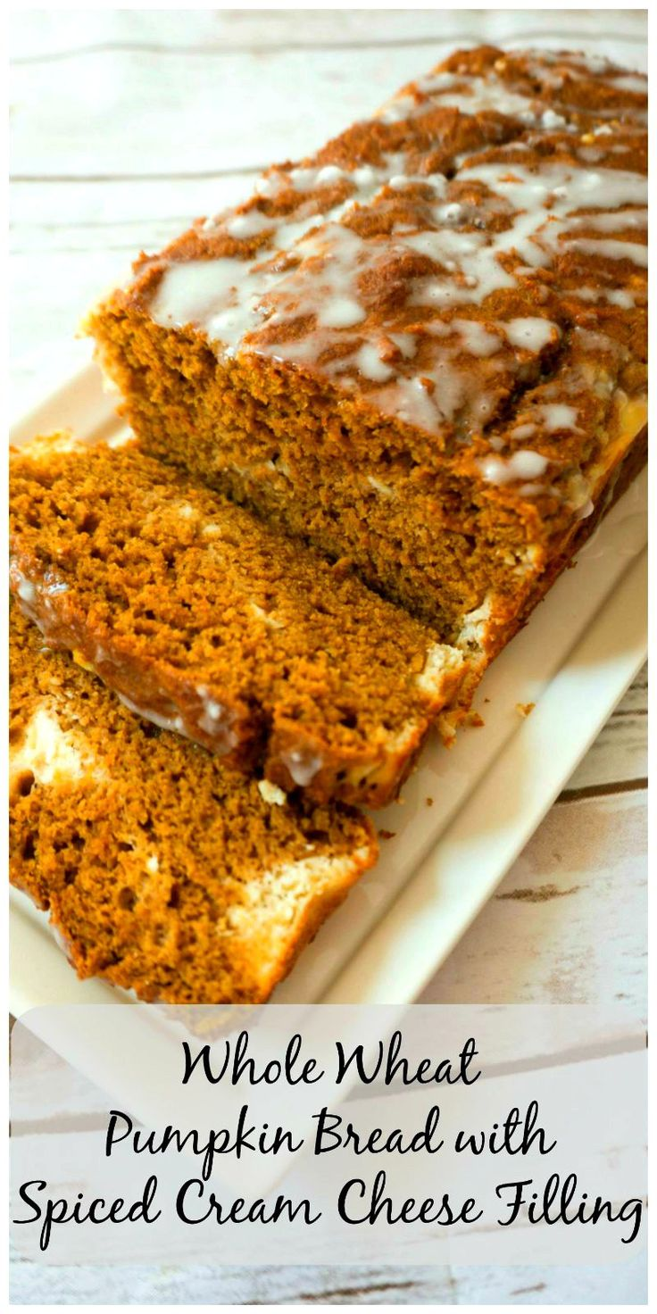 Pumpkin bread gets a healthy makeover with the addition of whole wheat flour, Greek yogurt, and natural sweeteners. This bread is so good, you may even skip your Pumpkin Spice Latte to enjoy it.