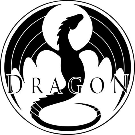dragon logo smallblackdragonlogo flickr photo