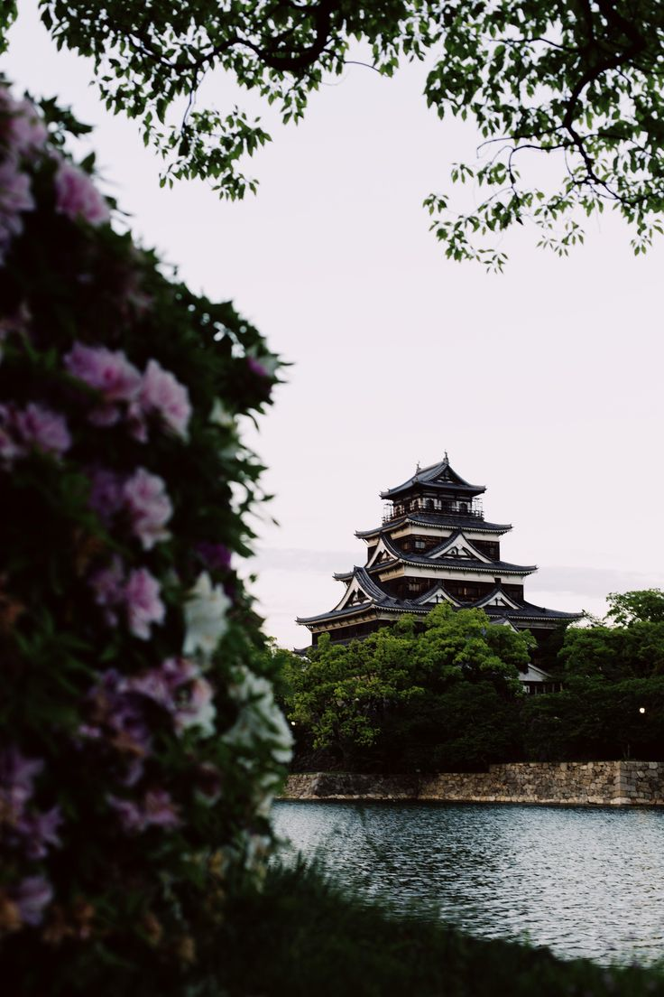 Hiroshima Castle is so underrated