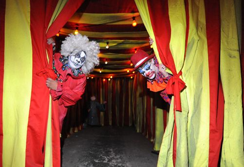 Carnival of Screams - Alton Towers