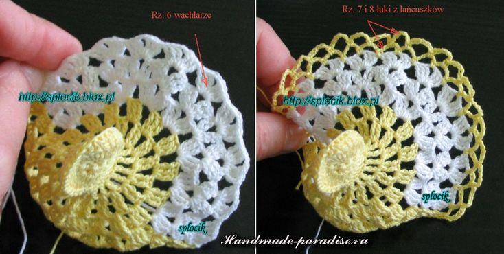 Как связать крючком курочку - Handmade-Paradise