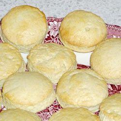 Basic British Scones With All-purpose Flour, Cream Of Tartar, Baking Soda, Salt, Margarine, White Sugar, Milk, Milk