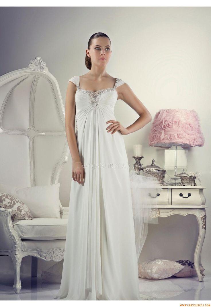 54 best kanten bruidsjurk images on Pinterest | Wedding frocks ...