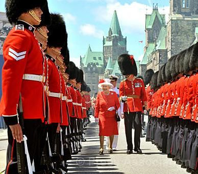 Canada Day 2010 by The British Monarchy, via Flickr