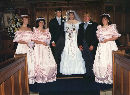 350 Best 1980's Wedding Dress Images On Pinterest