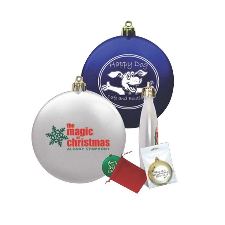 Customized ornaments make awesome and personal holiday gifts!! Perfect for clients, customers, employees, friends, family...etc. Contact us right away to order! ~ http://www.asapstuff.com/index.cfm?ref=80100