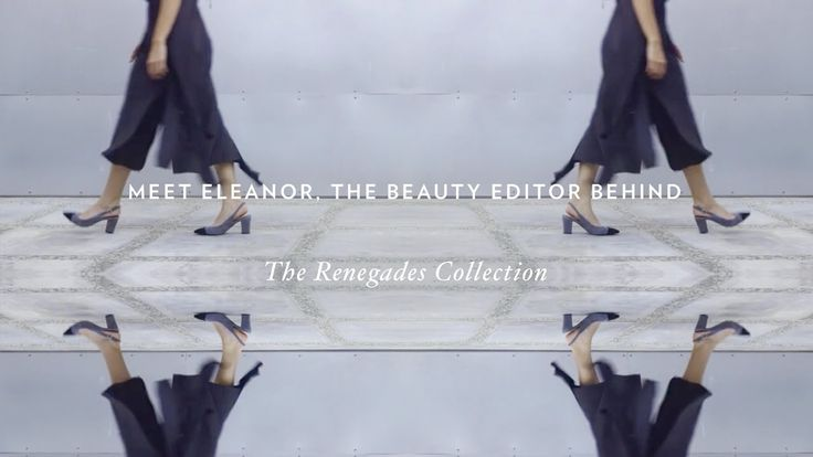 Eleanor Pendleton x Shoes of Prey: The Renegades Collection