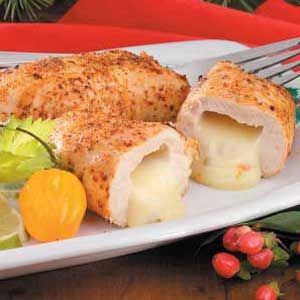Pepper Jack Stuffed Chicken