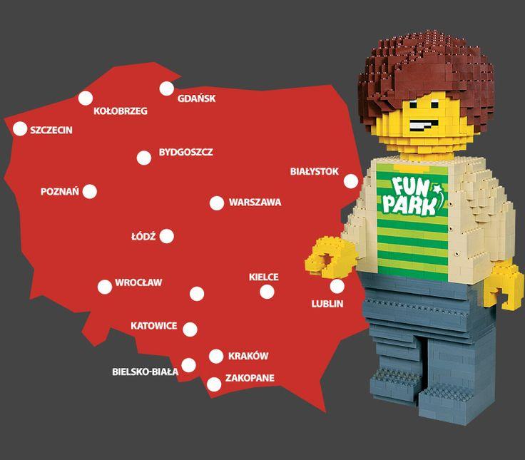 VÝSTAVA LEGO® - Bielsko-Biała - NEJVĚTŠÍ V POLSKU VZDĚLÁVACÍ VÝSTAVA STAVEB Z KOSTEK LEGO®