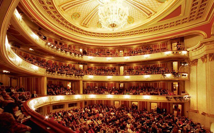 opera house | Berlin | Pinterest