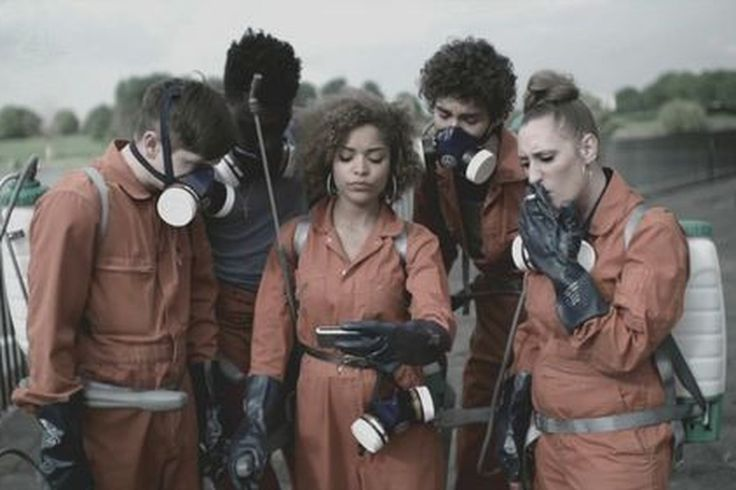 Misfits, the UK cult superhero show, launched the careers of all your new favorite actors