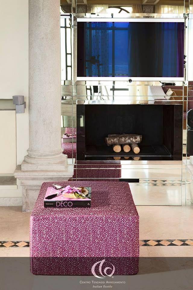 """Tessuto jacquard dai toni raffinati e dall'effetto volume dato da piccole """"pennellate"""" tondeggianti.   #Collezione #Dance #Tessuto #Derain  #tessuti #interiordesign #tendaggi #textile #textiles #fabric #homedecor #homedesign #hometextile #decoration Visita il nostro sito www.ctasrl.com e scarica le nostre brochure su: http://bit.ly/1nhrLQM"""