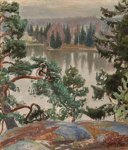 PEKKA HALONEN From Sarvikallio (1916)