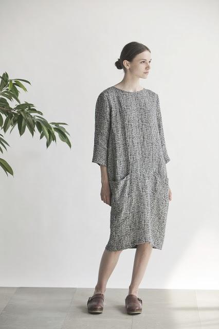 muku - robe grise
