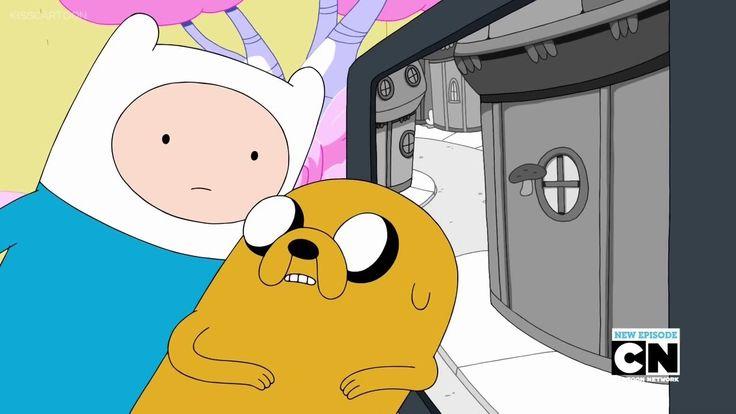 Adventure time season 7 episode 9,10 English HD
