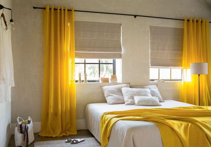 Quoi de plus chic que de parer vos fenêtres d'un mélange savant entre rideaux, stores et voilages ? Nos 10 inspirations vont vous donner de bonnes idées déco...