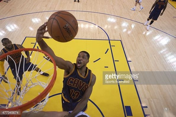 tristin thompson and cavs vs warriors 2015 - Google Search