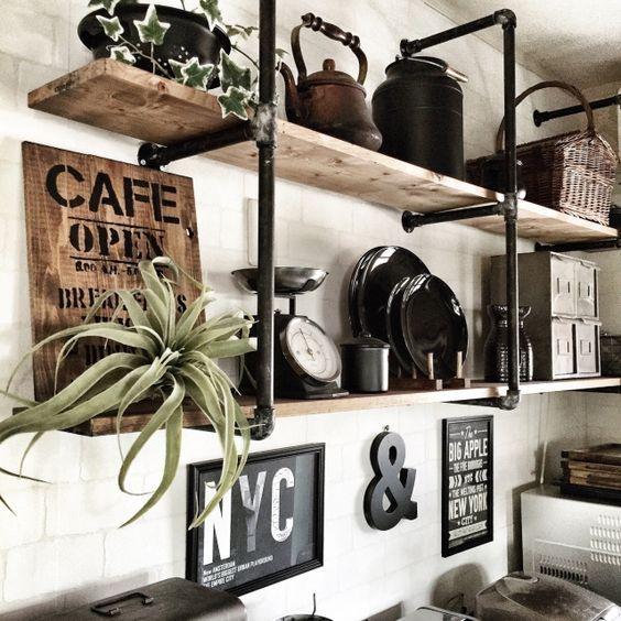 部屋をおしゃれな「カフェ風」にしてみたい!一度は憧れるのが「カフェ風のインテリア」ですよね。 でもどうしたらいいかわからない、という方のために以下のポイントを! 実践していただければ、お部屋は簡単に「カフェ風」に♪ ぜひお試しください。