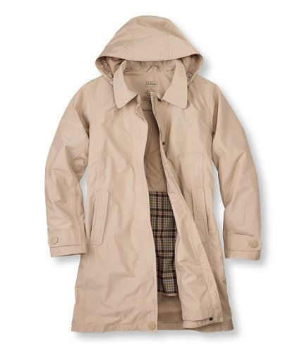 H2off Dx 3 4 Length Raincoat Wool Lined Ll Bean My