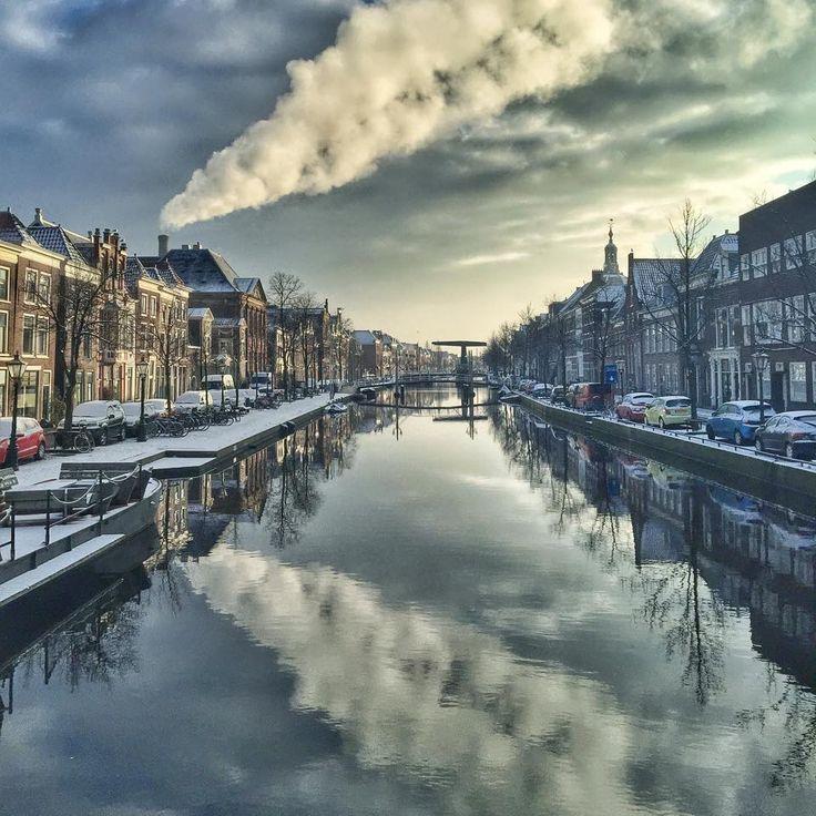 Oude Singel Leiden