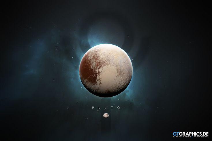 The Solar System Pluto