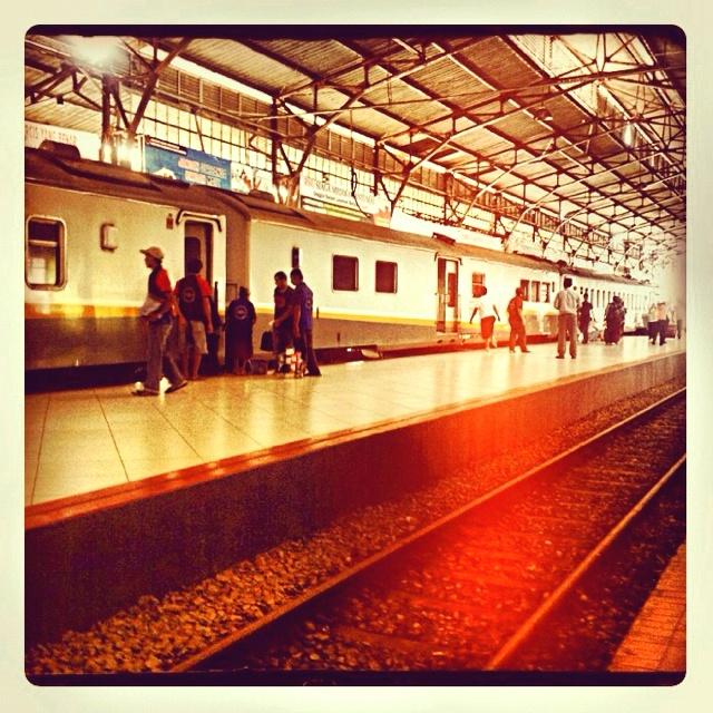 Purwokerto Rail Station