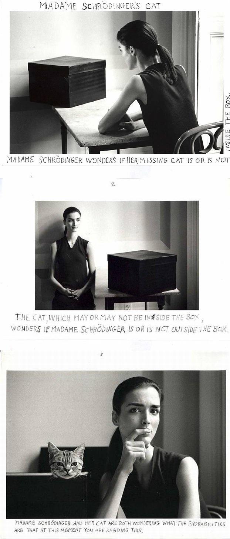 Les séquences photographiques de Duane Michals sequence photographie duane mickeals 01 photo art